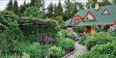 Wonderful Flower Garden Design Technique