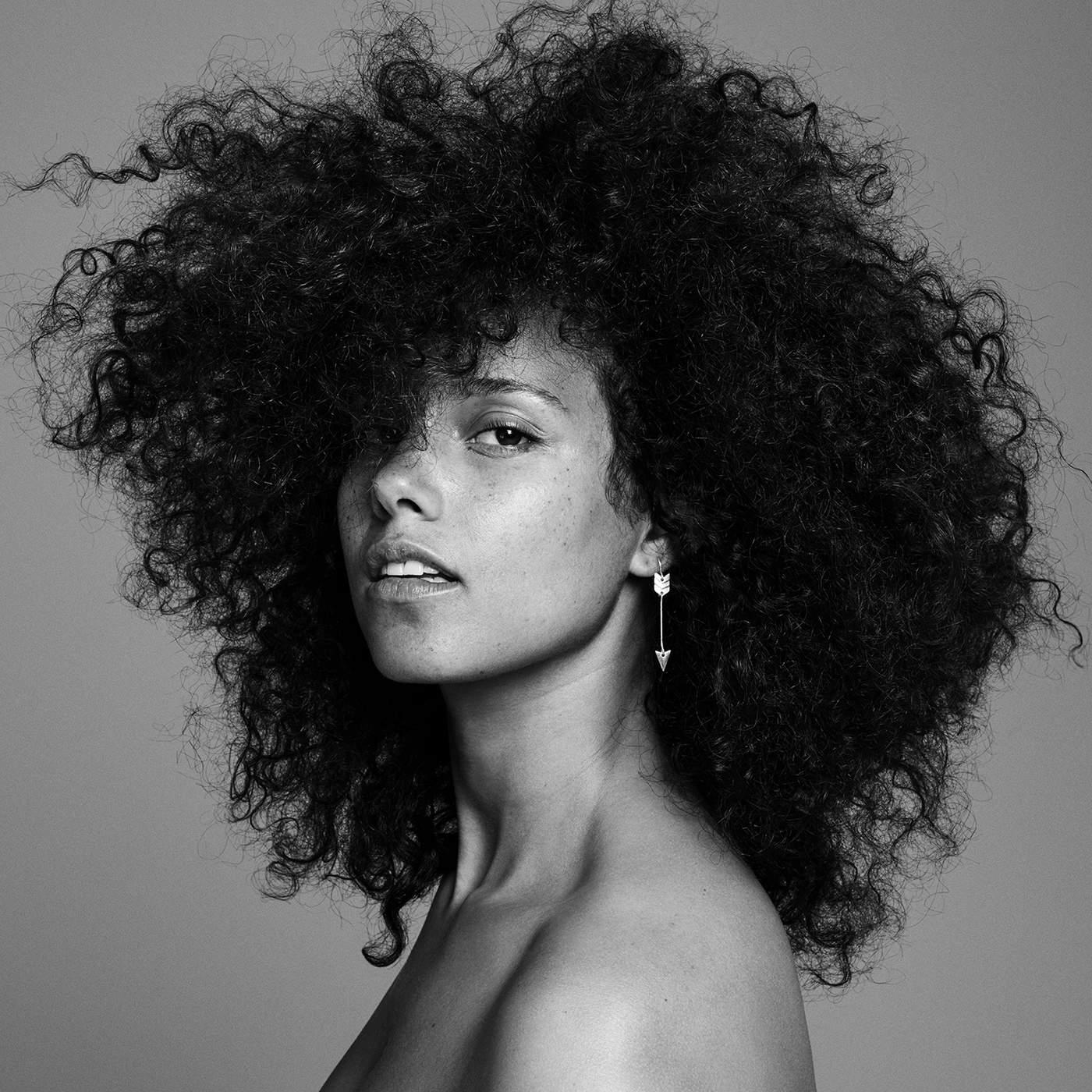 Alicia Keys - HERE Cover