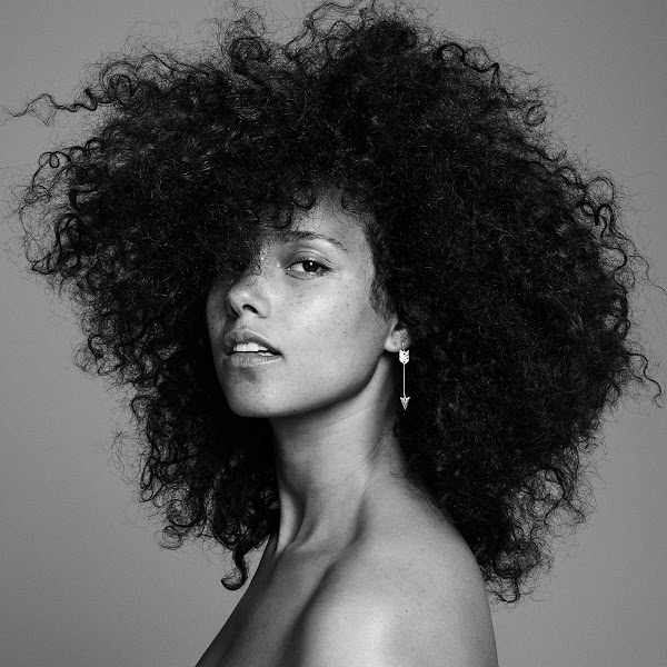 Alicia Keys - Blended Family (What You Do For Love) [feat. A$AP Rocky] - Single Cover