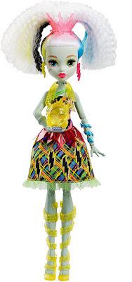 JUGUETES - MONSTER HIGH Electrified  Muñeca Frankie Stein : Alto Voltaje  Mattel | Pelicula 2017 | A partir de 6 años  Comprar en Amazon España