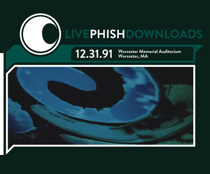 010114d5ee105 Twenty years ago Phish performed at Worcester Memorial Auditorium (The New  Aud)
