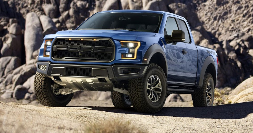 2017 Ford Raptor Towing Capacity >> 2017 Ford F-150 Raptor To Have 450 HP And 510 lb-ft