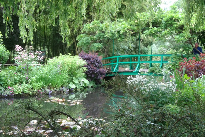 Giverny, el jardín de Monet