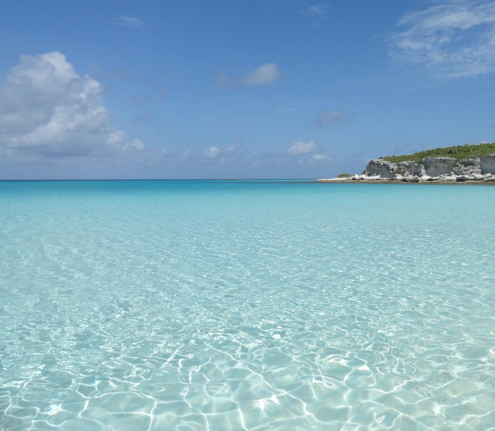 Bahamas Beach: Log Of Sailing Vessel Jade: The Bahamas, Aaah