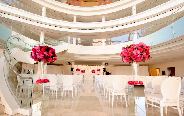 Wedding Venues With Catering Segerstrom Center For The Arts