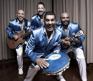 Ilha Verão com shows de Tony Garrido na sexta 15/03 e Originais do Samba no sábado 16/03