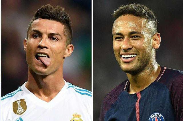 Culik Neymar Denngan Ronaldo? Madrid Hanya 'Berbohong' Tentang Hal Itu
