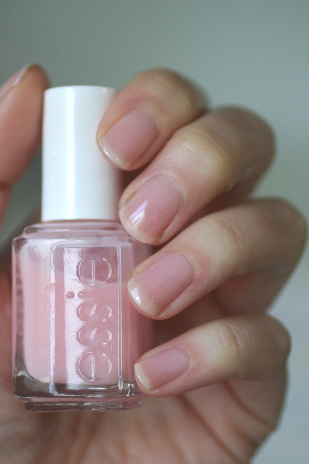 Essie Sheer Pink Comparison : Mademoiselle, Vanity Fairest, Sugar ...