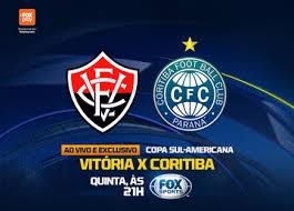 Coritiba FBC vs EC Vitória  en Copa Sudamericana 2016