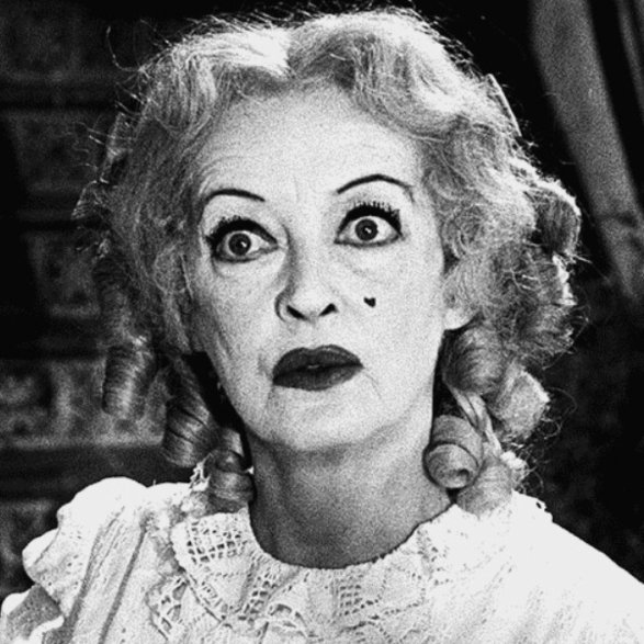 The Horror of Bette Davis
