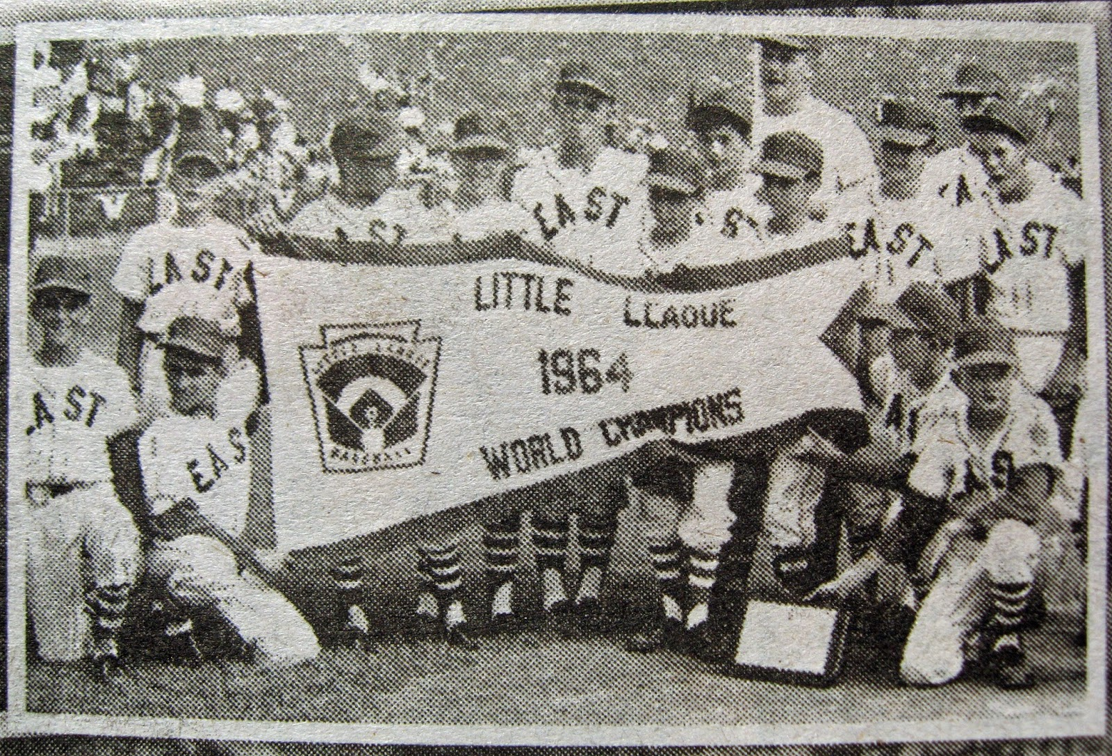 1964 Mid Island Little League Team World Series Champs