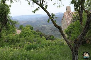 Visite guidée de Siurana : les paysages de Montsant