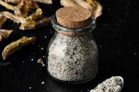 Preparar sal de setas