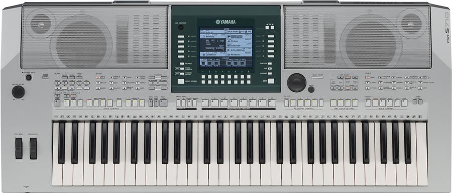 Organ Yamaha PSR S710