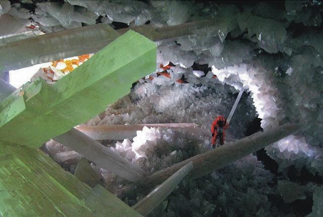 naica, cristais gigantes, cristais, mina, cristal, gigante, chihuahua
