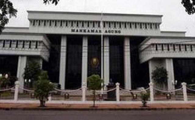 Gedung Mahkamah Agung (MA)