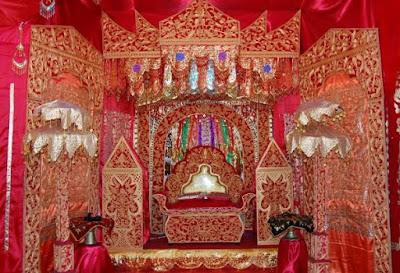 larangan pernikahan di Minangkabau