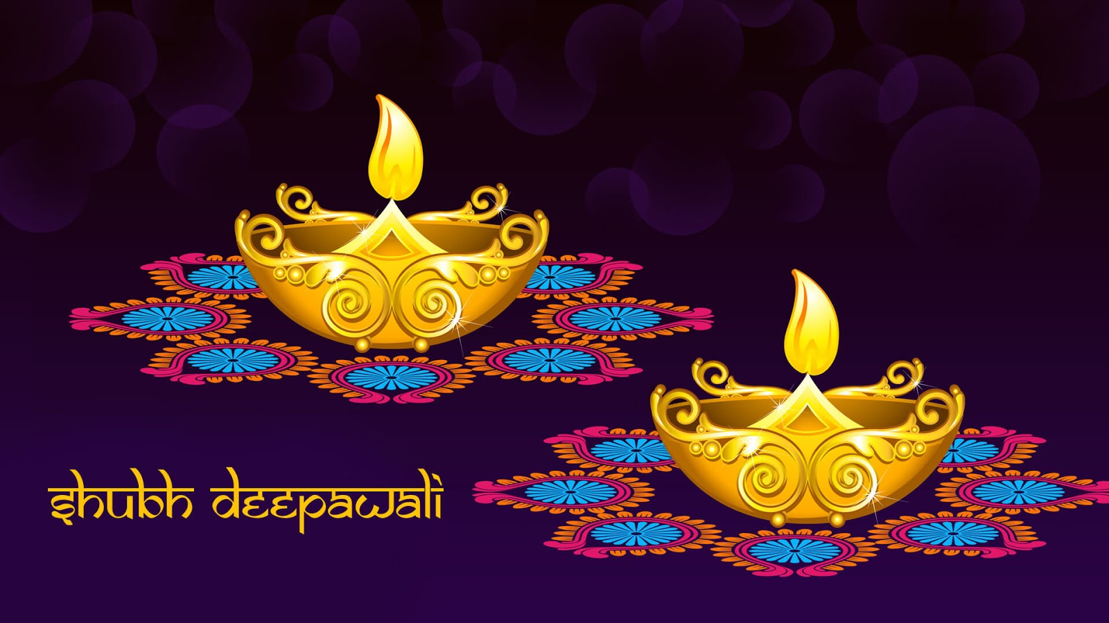 2018} happy diwali wallpapers - hd - festivals on web