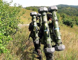 Sistem Rudal Spike LR2