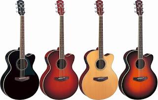 Harga Dan Spesifikasi Gitar Yamaha CPX500II Bulan November 2016