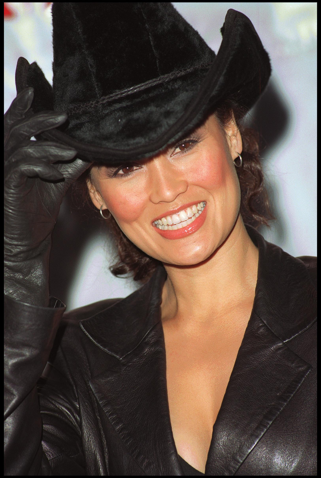 Leather Leather Leather Blog: Tia Carrere Leather Gloves