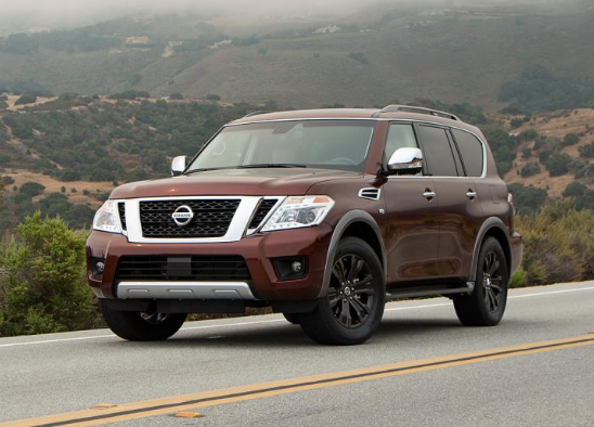 2017 Nissan Armada Review