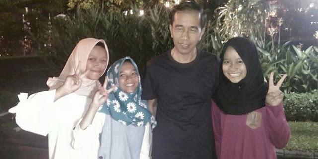 Dari Madiun Cuma Bekal 150 rb, 3 Gadis ini Dapat Nasib Untung Bisa Bermalam di Hotel Jokowi