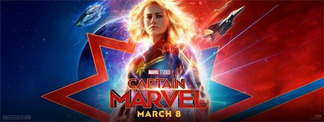 Resenha [FILME]: Capitã Marvel
