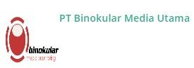 Lowongan Kerja di PT BInokular Media Utama