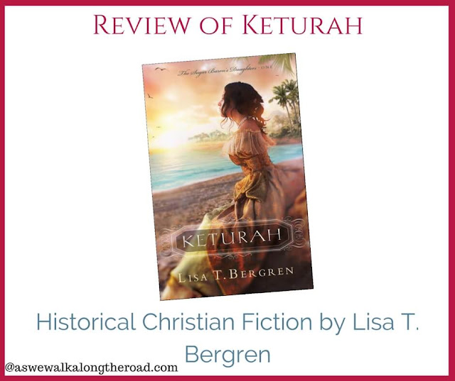 Review of Keturah by Lisa T. Bergren