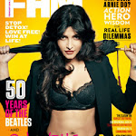 Shruti Haasan FHM Photo Shoot 2014 Latest HQ pics