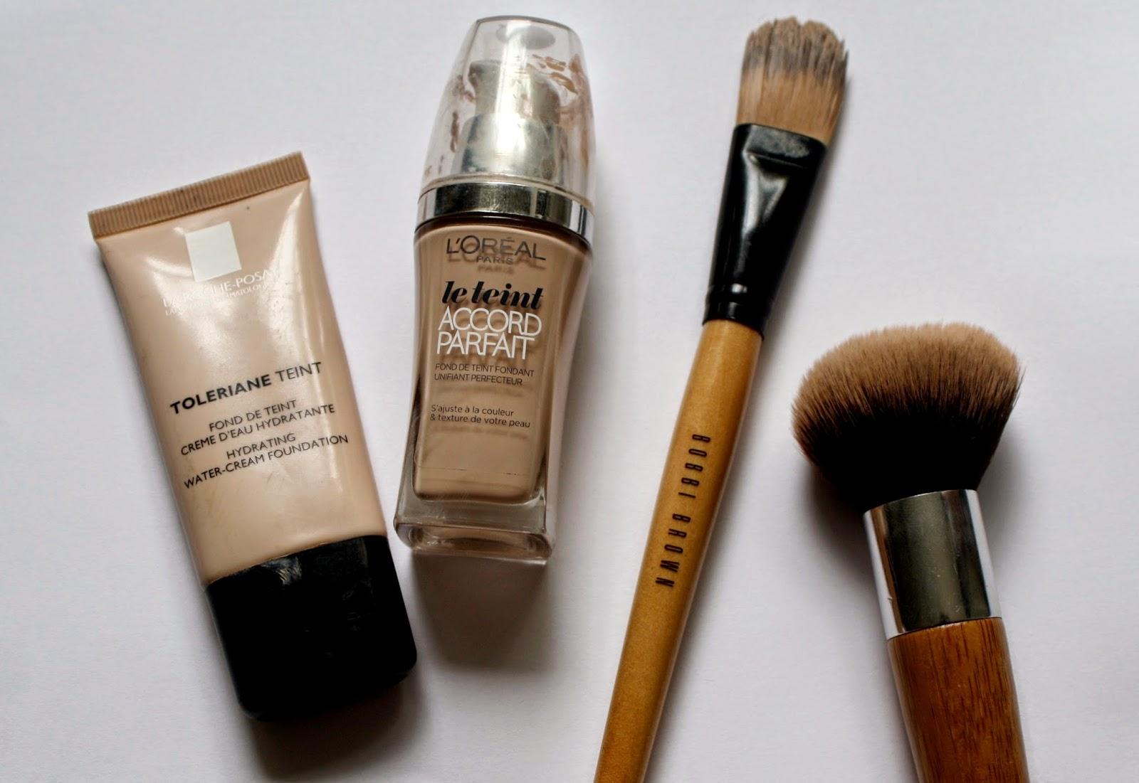 štětce a makeupy