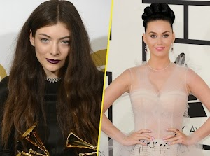 Lorde: she refused to go on tour with Katy Perry!