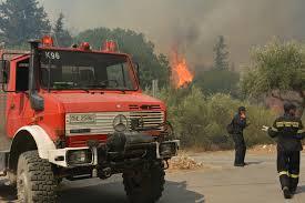 Ενίσχυση του τομέα πυροπροστασίας στην Άνω Μεσσηνία