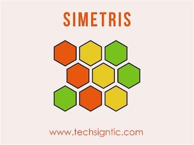 Simetris Desain