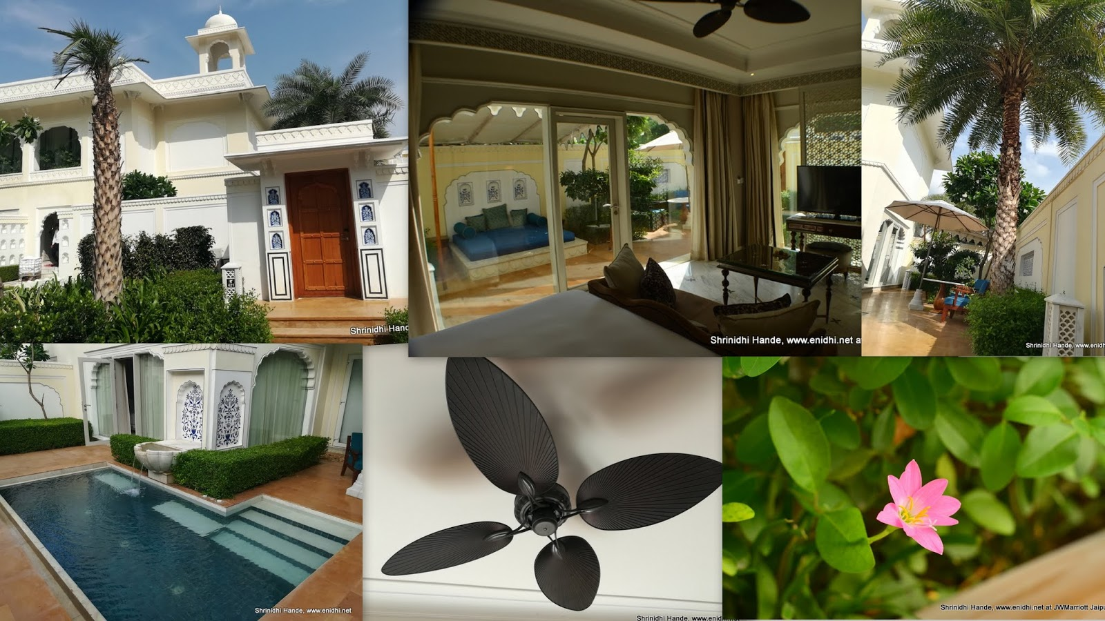 Marriott Traveler Blog Royal Pool Villa And Other Luxury Room Types At Jw Marriott
