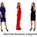 Rochiile femeilor elegante