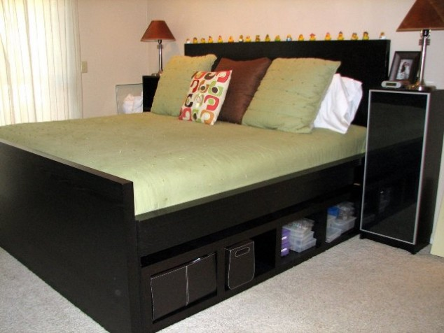 20 Multi Functional Storage Beds For Small Room