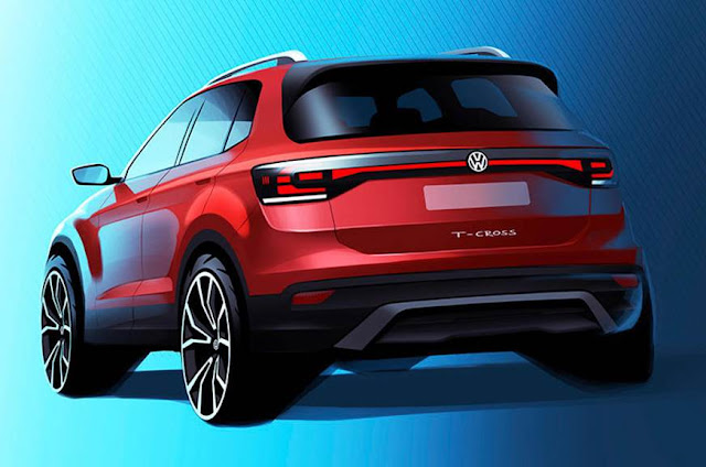 Volkswagen T Cross india