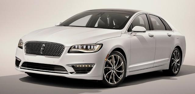 2017 Lincoln MKZ Design
