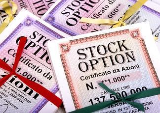 Tassazione su stock options