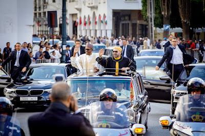 Presidency speaks on Buhari's trip to Morocco
