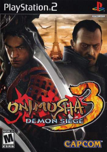 Onimusha 3: Demon Siege (NTSC) PS2 Download