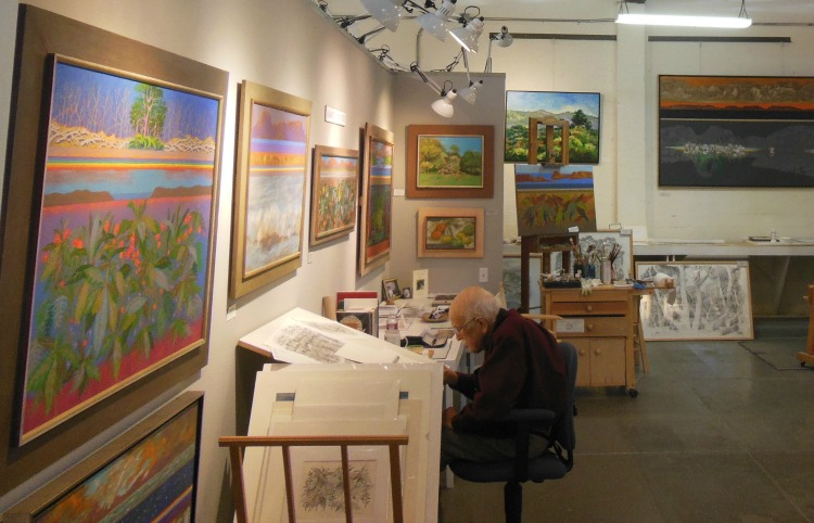 Studios on the Park Brings Art to All Ages
