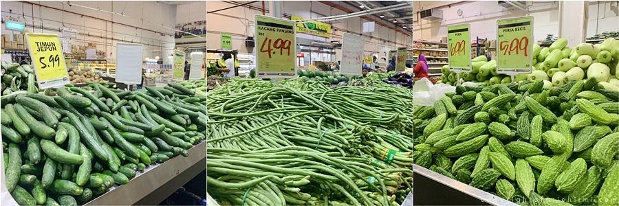 Lokasi Pasar Borong Segi Fresh