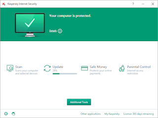 Serial And Key Kaspersky Internet Security 2016 Full Version