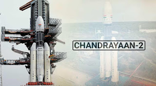 Lunar Mission Chandrayaan-2 Launched