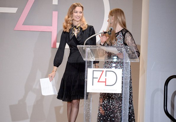 Fashion 4 Development (F4D), is a global awareness campaign that unites diplomacy, media, business