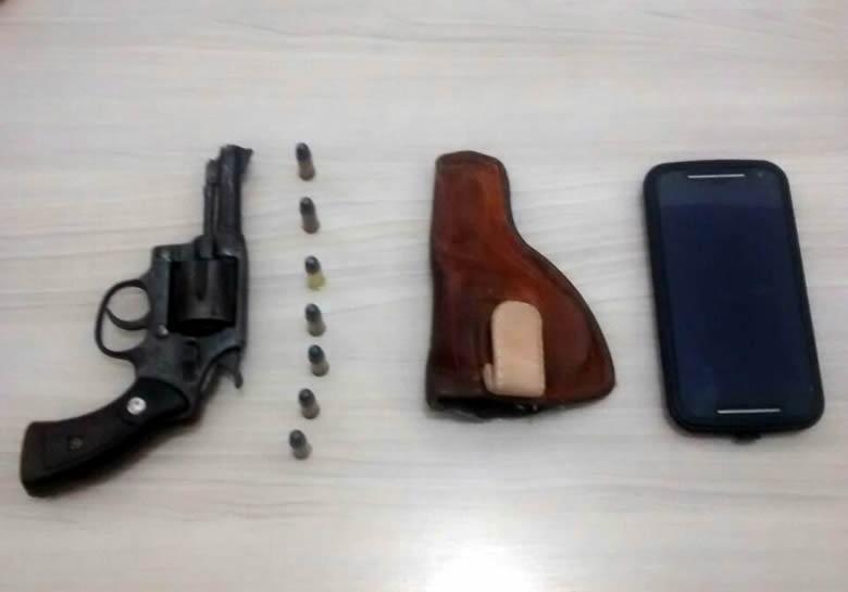 PM apreende mais uma arma de fogo em cidade do Sertão; veja detalhes...