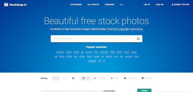 StockSnap - Free Stock Images